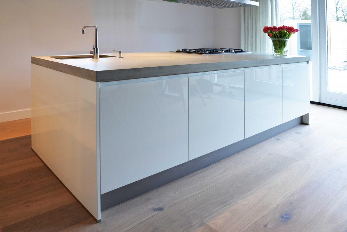 Beton Keukenblad : Keukenbladen Concrete Matters