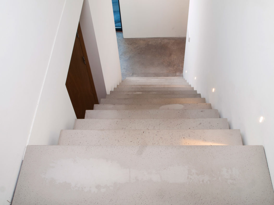 Betonnen trappen concrete matters